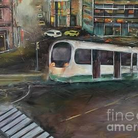 Wake city by Maria Karlosak