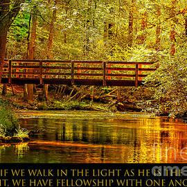 Walk in the Light by Geraldine DeBoer