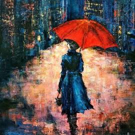 Walk in the Rain by Zan Savage
