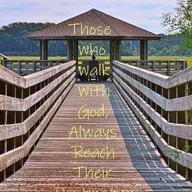 Walk With God by Lisa Wooten
