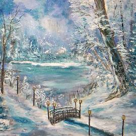Walking in a Winter Wonderland by Jacqueline Whitcomb