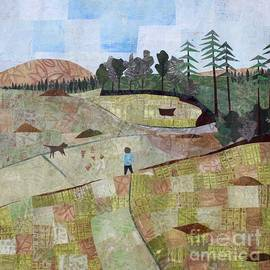 Walking the Fields by Janyce Boynton