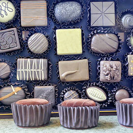 Wall decor for the  Chocolate lovers by Nick Mares