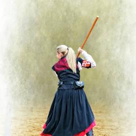 Warrior Princess by Brian Wallace