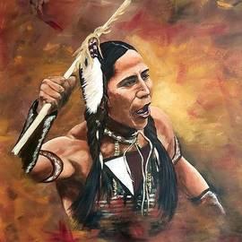 Warrior by Susana Serrano