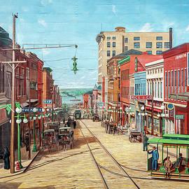 Washington Street  by Maria Coulson