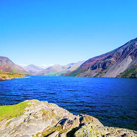 Wast Water Lake, Cumbria, UK by Paul Thompson