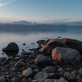 Watching the Sunset by Linda MacFarland