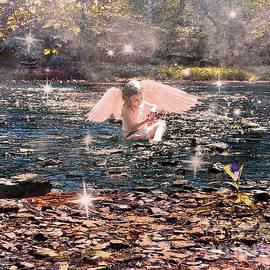 Water Angel by Anthony Ellis