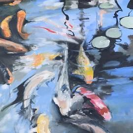 Water Ballet by Donna Tuten