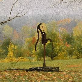 Water Pump by Tricia Marchlik