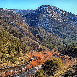 Water Shed the Truckee and the Tracks by Donna Kennedy