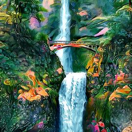 Waterfall of Dreams by Pennie McCracken
