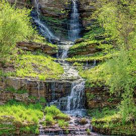 Waterfall Seat by Jennifer White