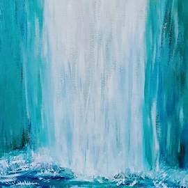 Waterfall by Sheri Goodyear