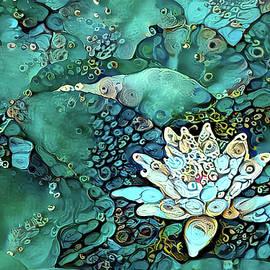 Waterlily Fantasy by Deborah League