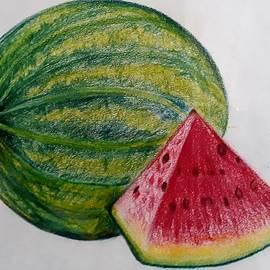 Watermelon  by Tanuja Rangarao