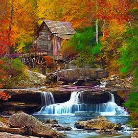 Watermill by Jerzy Czyz