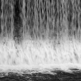 Waterpower bw by Jouko Lehto