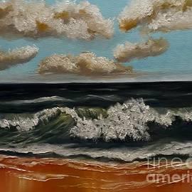 Wave by Mary DeLawder