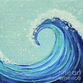 Waves by Kaashi Art