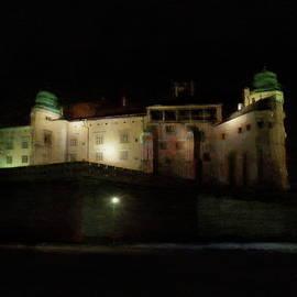 Wawel Castle, Krakow by Jerzy Czyz