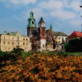 Wawel Royal Cathedral, Krakow  by Jerzy Czyz