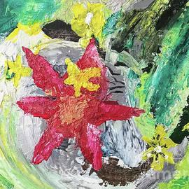 Wax flowers by Escudra Art