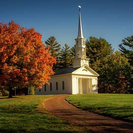 Wayside Martha-Mary Chapel by Jeff Folger