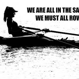 We Are All In The Same Boat by Bob Christopher