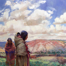 We the People by Steve Henderson