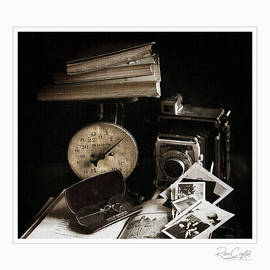 Weighing In On The Memories by Rene Crystal