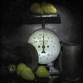 Weighing In On The Pearing by Rene Crystal