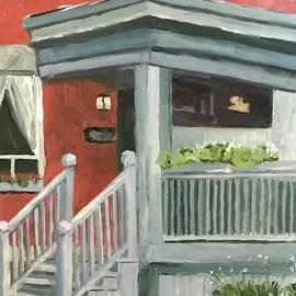 Welcome #10 - Porch by Daniel Kilgore