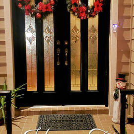 Welcome Home For The Holidays by Diann Fisher