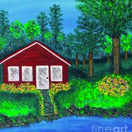 Welcome to the Cabin by Ann Brown