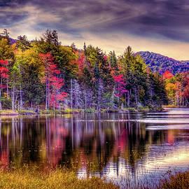 West Lake Shoreline by David Patterson