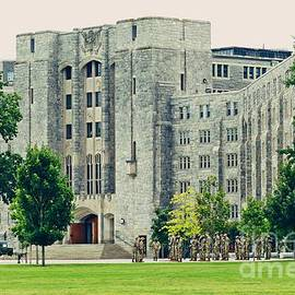 West Point in July by Sarah Loft