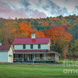 West Virginian Home by Viv Thompson