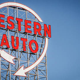 Western Auto Kansas City by Steven Bateson