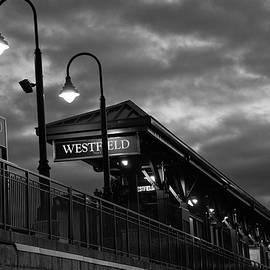 Westfield, NJ Train Station by Alan Goldberg
