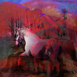 What's In The Stallion's Mind? by Patricia Keller