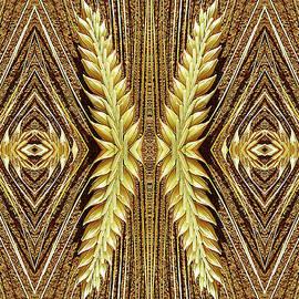 Wheat Epaulets by Sherrie Hall