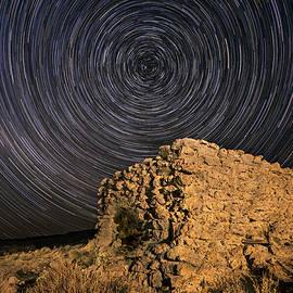 Wheel in the Sky Keeps Burning by Mike Lee
