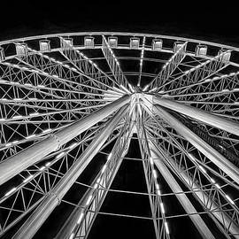 Wheel Of Lights by Kevin Lane