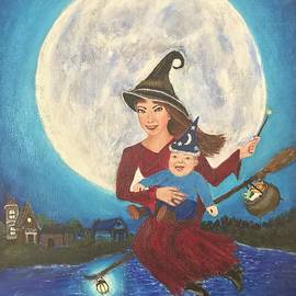 When A Witch Becomes A Mom by Sofia Ula
