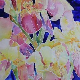 When Irises Dance by Marsha Reeves
