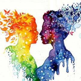 When Love Gives You Butterflies by Chirila Corina