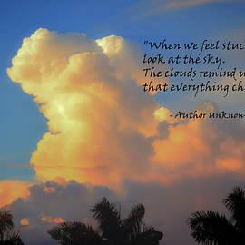 When We Feel Stuck... by Debra Kewley