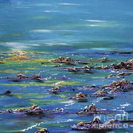 Where the Horizon Lies by Cheryle Gannaway